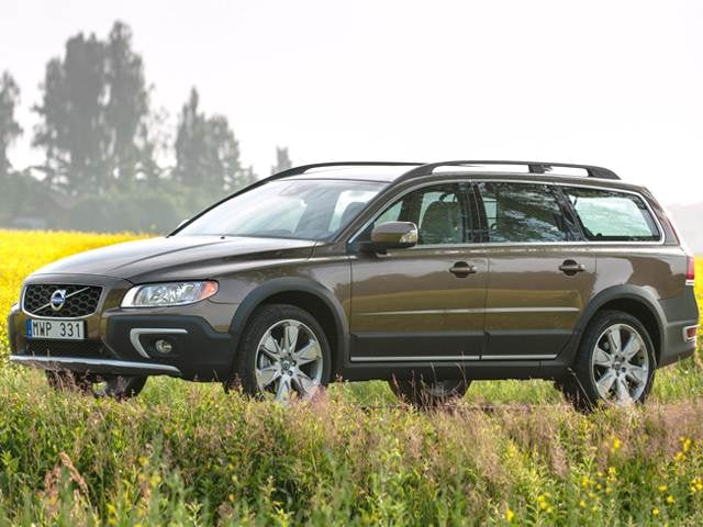 Highest Horsepower Wagons of 2015 - 2015 Volvo XC70