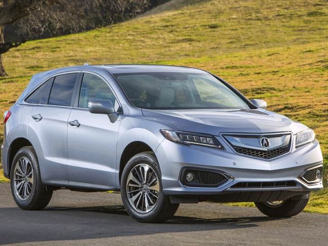 Best Safety Rated Crossovers Of 2016 Acura Rdx