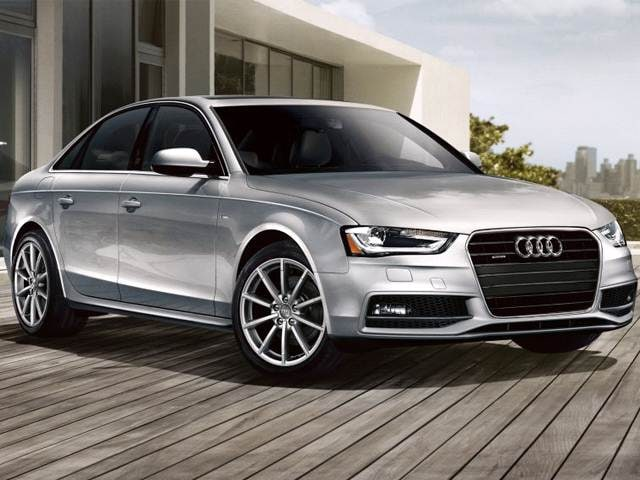 Best Safety Rated Sedans of 2016 - 2016 Audi A4