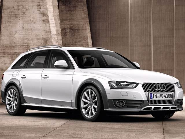 Best Safety Rated Wagons of 2016 - 2016 Audi allroad