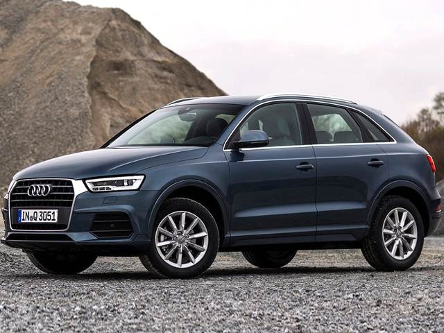 Top Consumer Rated SUVS of 2016 - 2016 Audi Q3