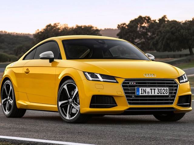Top Consumer Rated Hatchbacks of 2016 - 2016 Audi TT