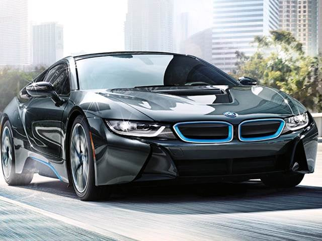 Top Consumer Rated Hybrids Of 2016 Bmw I8
