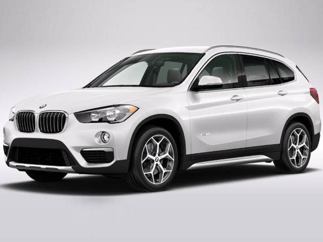 Top Consumer Rated Crossovers Of 2016 Bmw X1