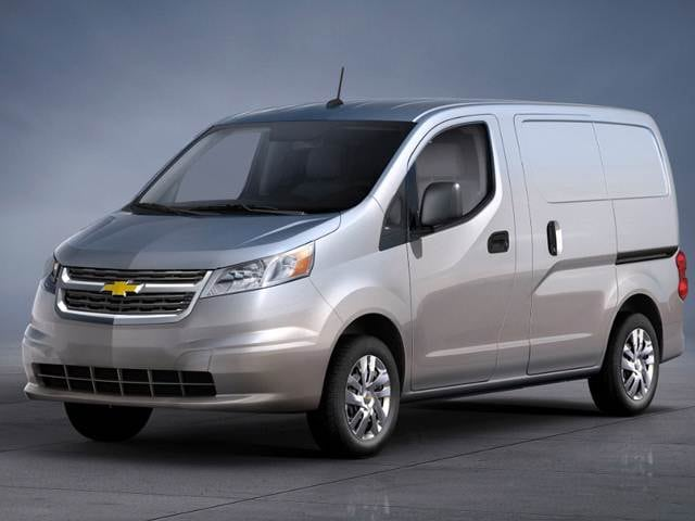 Most Fuel Efficient Van/Minivans of 2016 - 2016 Chevrolet City Express