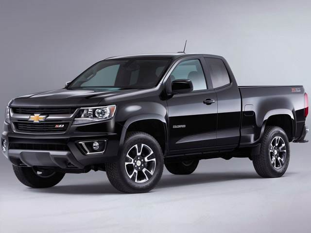Top Expert Rated Trucks of 2016 - 2016 Chevrolet Colorado Extended Cab