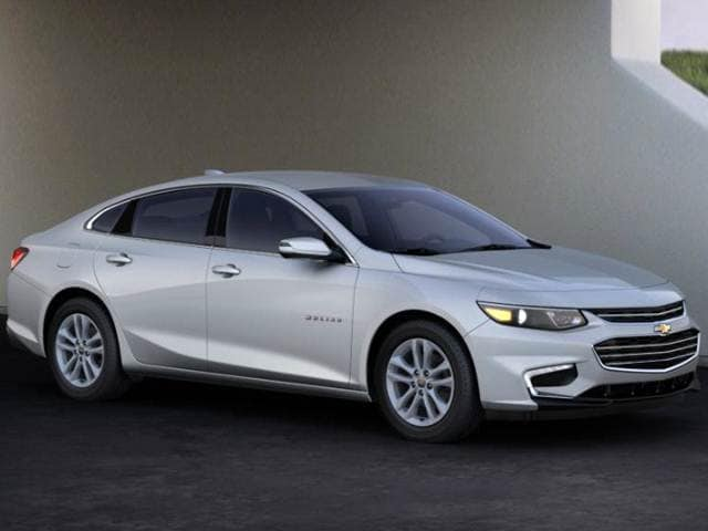 Most Fuel Efficient Hybrids of 2016 - 2016 Chevrolet Malibu