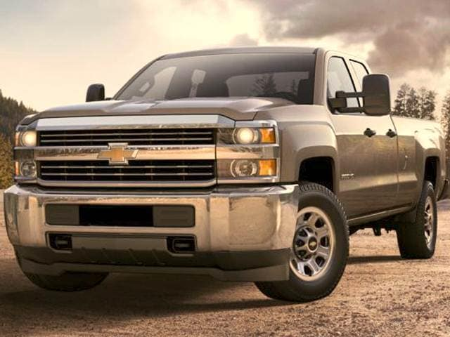 Top Consumer Rated Trucks Of 2016 Chevrolet Silverado 3500 Hd Double Cab