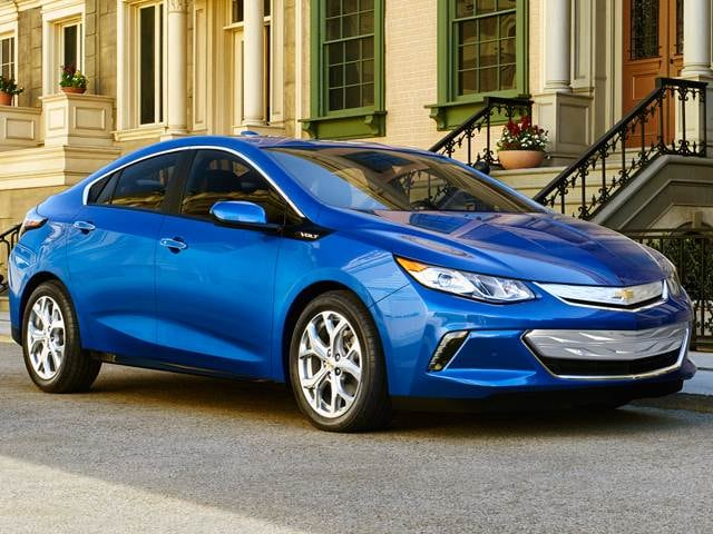 Top Expert Rated Electric Cars Of 2016 Chevrolet Volt