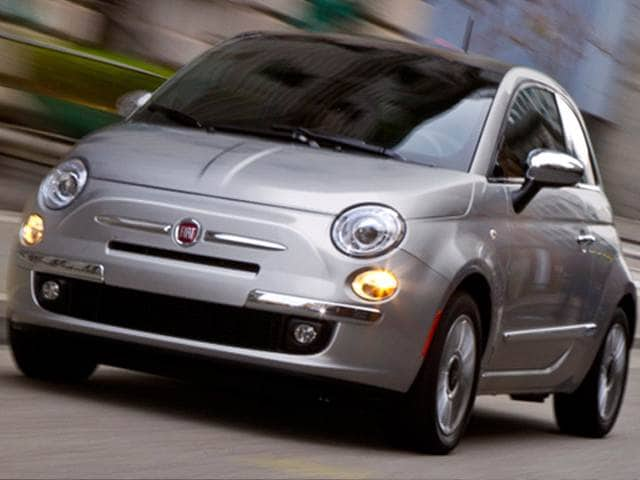 Most Popular Wagons of 2016 - 2016 FIAT 500L