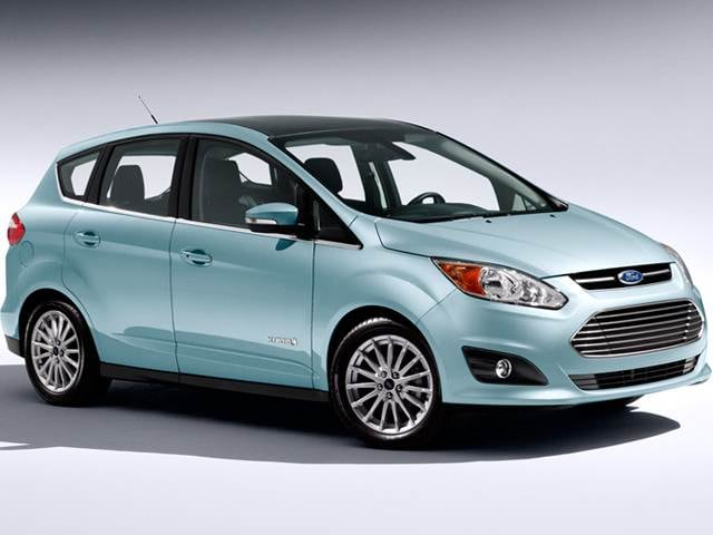 Most Popular Wagons of 2016 - 2016 Ford C-MAX Hybrid