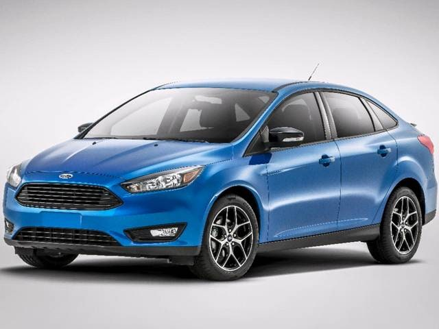 Most Popular Sedans of 2016 - 2016 Ford Focus