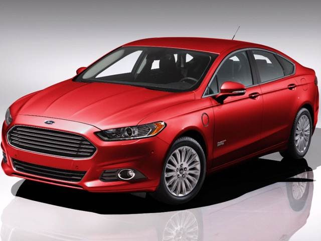 Most Popular Electric Cars of 2016 - 2016 Ford Fusion Energi