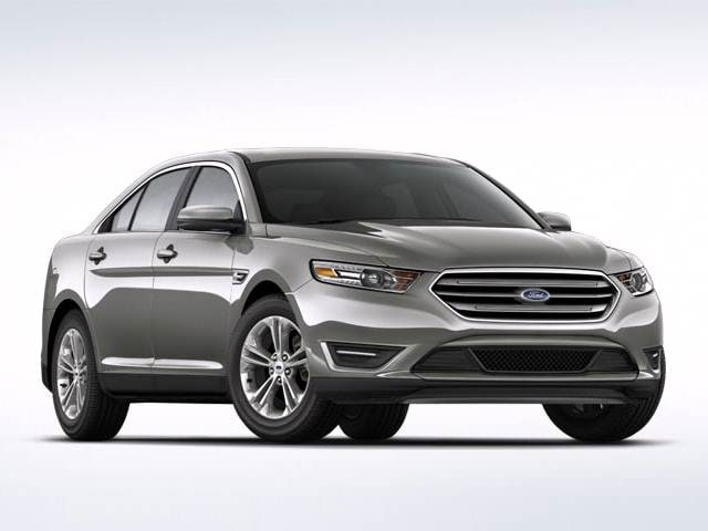 Most Popular Sedans of 2016 - 2016 Ford Taurus