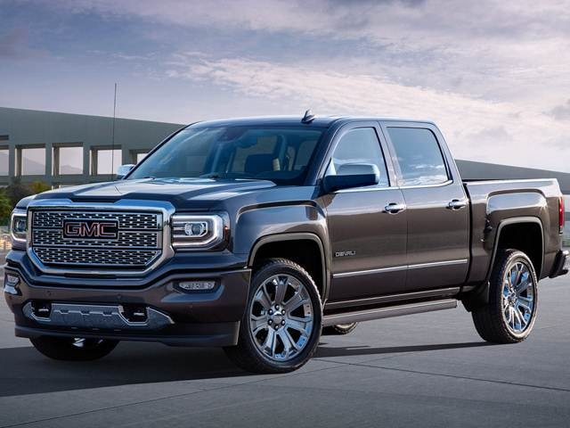 Best Safety Rated Trucks Of 2016 Gmc Sierra 1500 Crew Cab