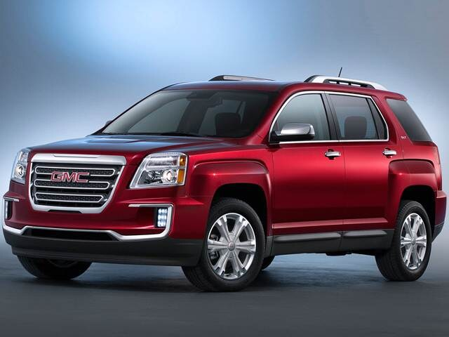 Most Popular Crossovers of 2016 - 2016 GMC Terrain