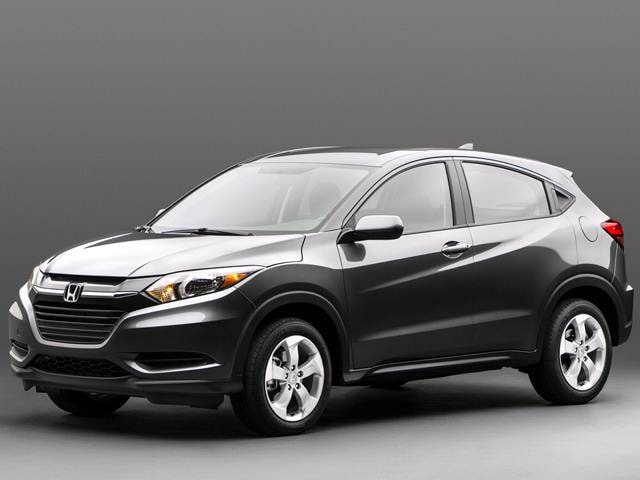 Most Fuel Efficient SUVS of 2016 - 2016 Honda HR-V