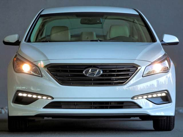Best Safety Rated Sedans of 2016 - 2016 Hyundai Sonata