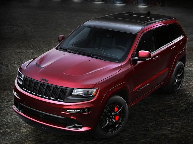 Highest Horsepower SUVS of 2016 - 2016 Jeep Grand Cherokee