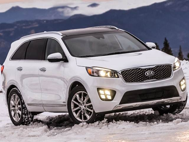 Top Consumer Rated SUVS of 2016 - 2016 Kia Sorento