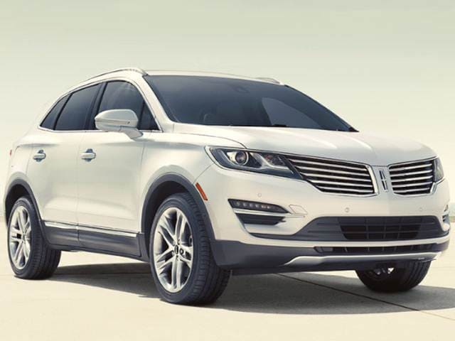 Top Consumer Rated SUVS of 2016 - 2016 Lincoln MKC
