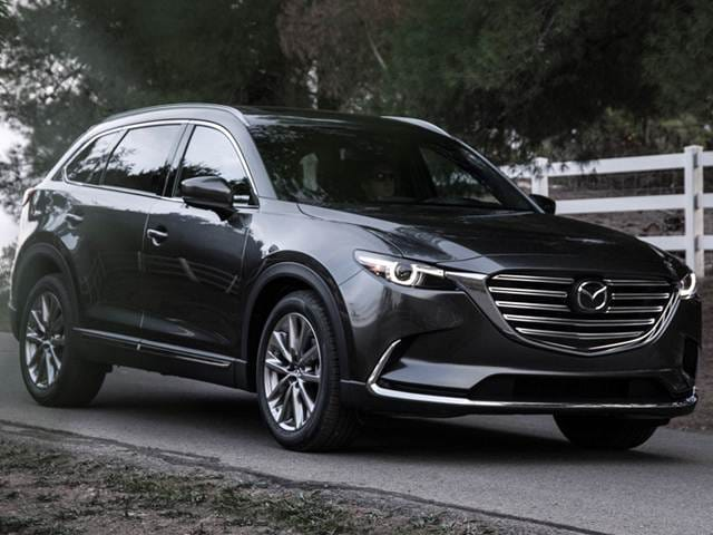Top Consumer Rated SUVS of 2016 - 2016 Mazda CX-9