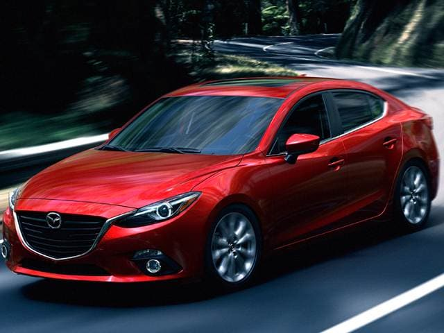 Best Safety Rated Sedans of 2016 - 2016 Mazda MAZDA3