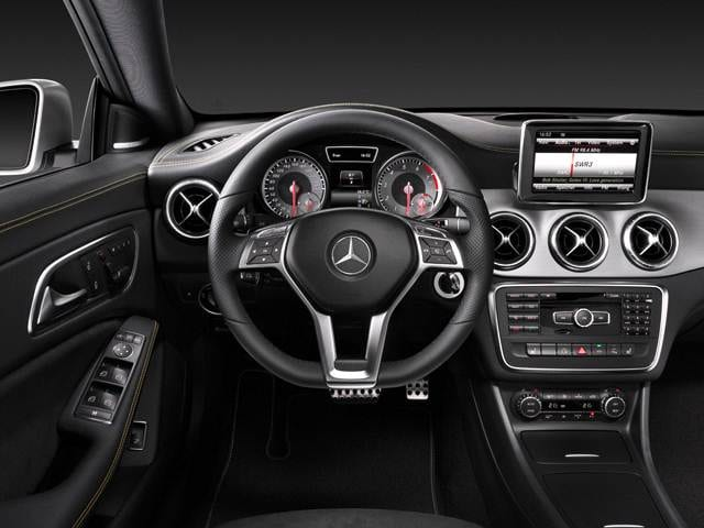 Top Expert Rated Sedans of 2016 - 2016 Mercedes-Benz CLA