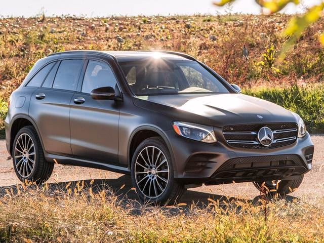 Top Expert Rated SUVS of 2016 - 2016 Mercedes-Benz GLC