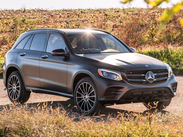 Top Expert Rated Crossovers Of 2016 Mercedes Benz Glc