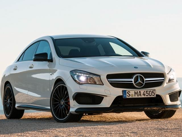 Top Expert Rated Luxury Vehicles of 2016 - 2016 Mercedes-Benz Mercedes-AMG CLA