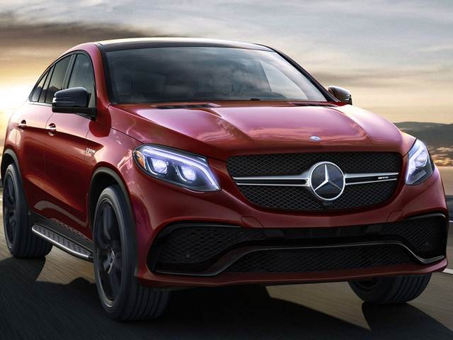 Highest Horsepower SUVS of 2016 - 2016 Mercedes-Benz Mercedes-AMG GLE Coupe