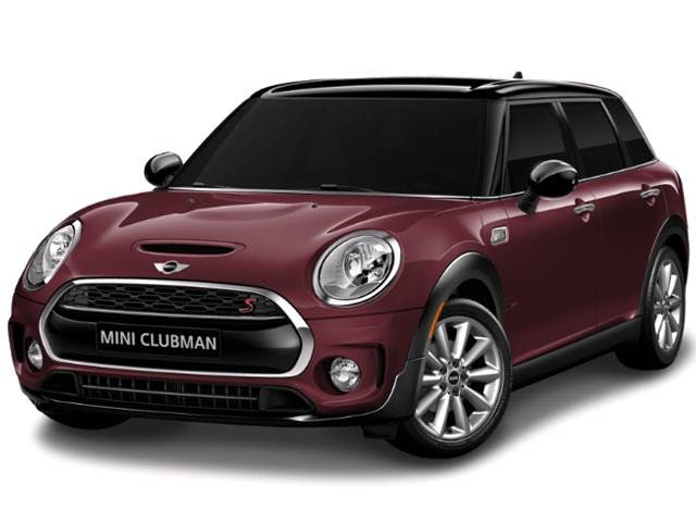 Top Consumer Rated Hatchbacks of 2016 - 2016 MINI Clubman