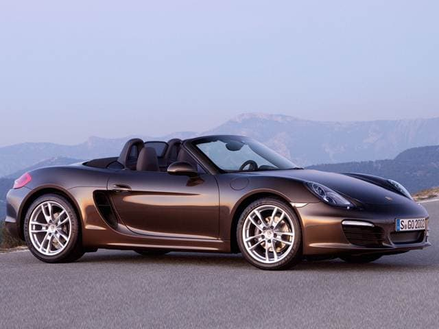 Top Consumer Rated Convertibles Of 2016 Porsche Boxster