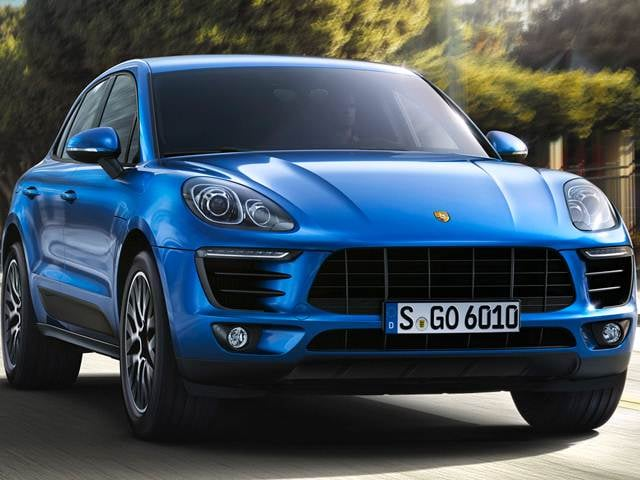 Top Consumer Rated SUVS of 2016 - 2016 Porsche Macan