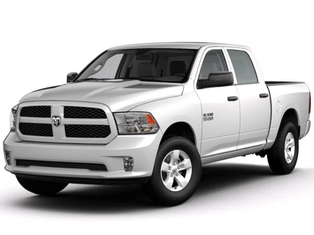 Top Expert Rated Trucks of 2016 - 2016 Ram 1500 Crew Cab