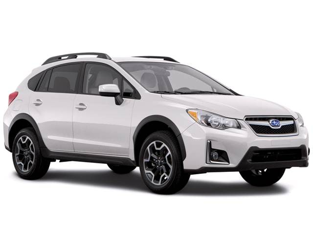 Most Fuel Efficient SUVS of 2016 - 2016 Subaru Crosstrek