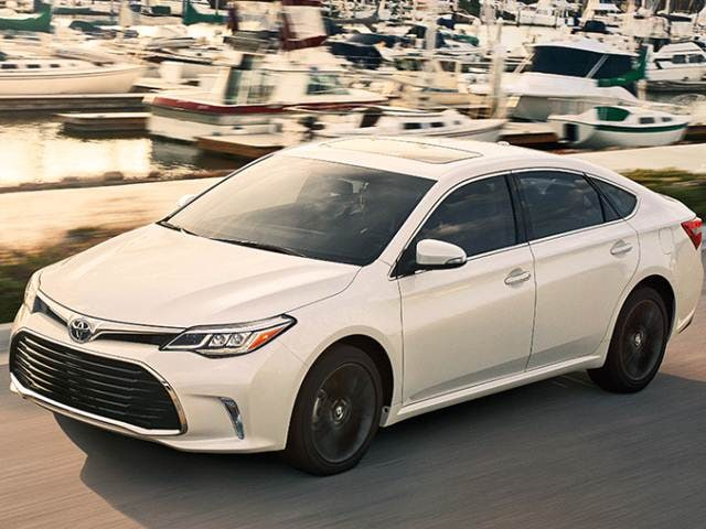 Most Popular Hybrids of 2016 - 2016 Toyota Avalon
