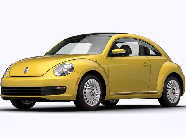 Best Safety Rated Coupes of 2016 - 2016 Volkswagen Beetle
