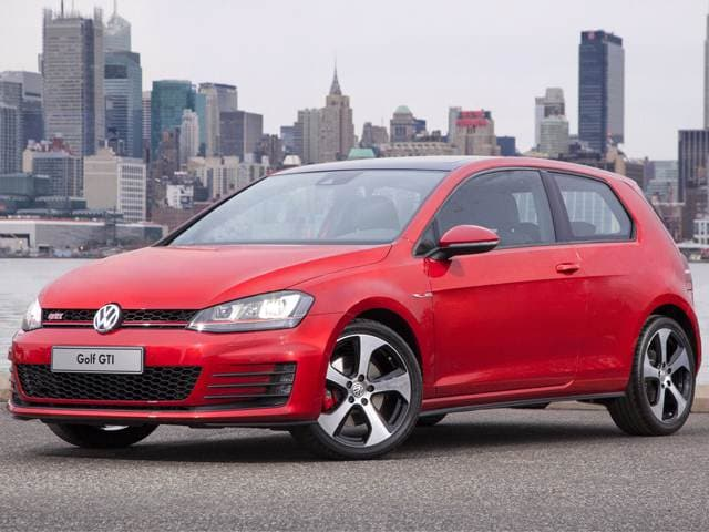 Best Safety Rated Coupes of 2016 - 2016 Volkswagen Golf GTI