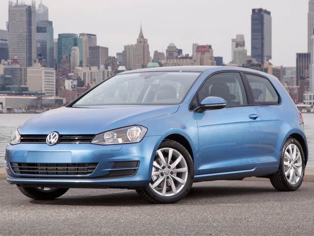 Best Safety Rated Coupes of 2016 - 2016 Volkswagen Golf