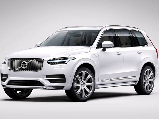 Top Expert Rated Hybrids of 2016 - 2016 Volvo XC90