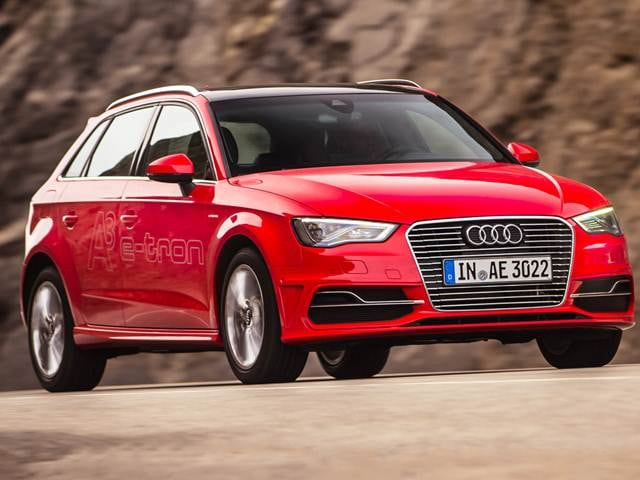 Top Expert Rated Hybrids of 2017 - 2017 Audi A3 Sportback e-tron