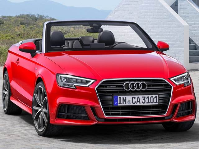 Top Expert Rated Convertibles of 2017 - 2017 Audi A3