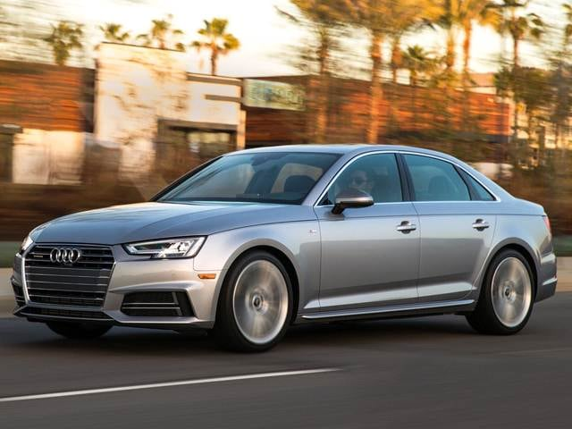 Best Safety Rated Luxury Vehicles of 2017 - 2017 Audi A4