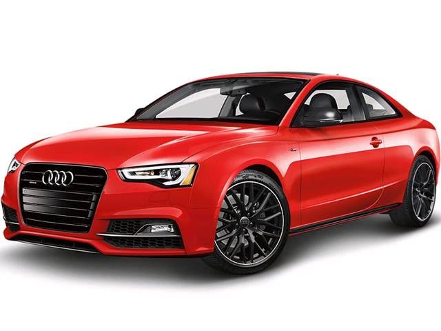 Most Popular Coupes of 2017 - 2017 Audi A5 Sport