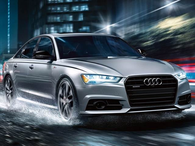 Best Safety Rated Luxury Vehicles of 2017 - 2017 Audi A6