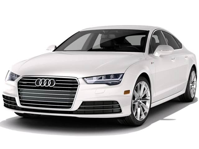 Top Expert Rated Sedans of 2017 - 2017 Audi A7