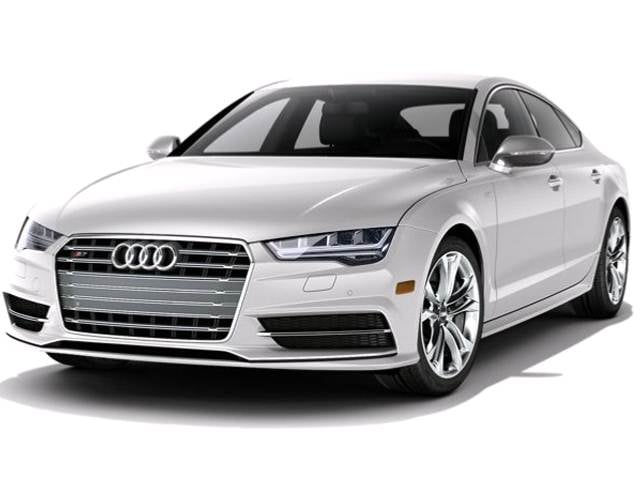 Top Consumer Rated Sedans of 2017 - 2017 Audi S7