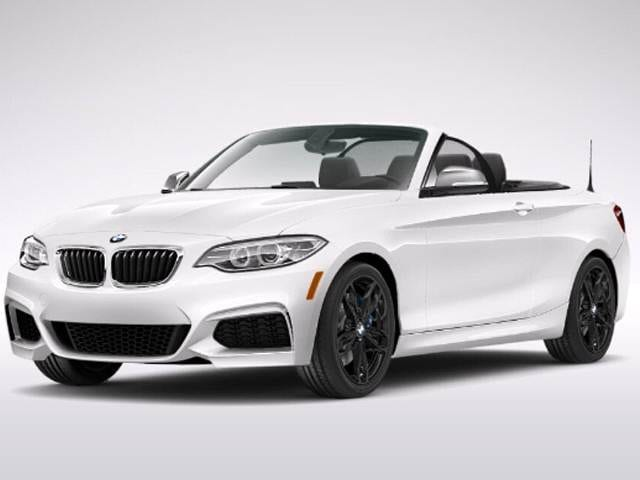 Top Expert Rated Convertibles of 2017 - 2017 BMW 2 Series